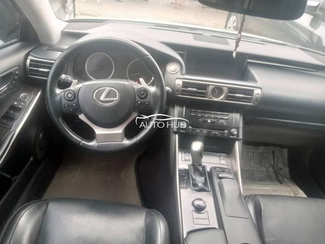 2014 Lexus IS350 Silver