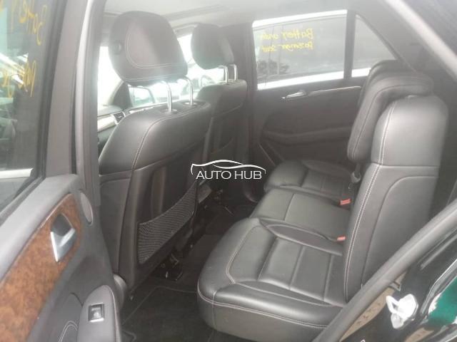 2012 Mercedes-Benz ML350 Black