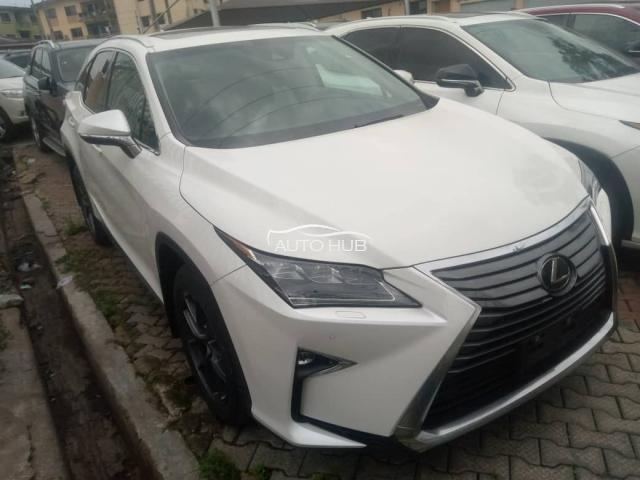 2020 Lexus RX350 White