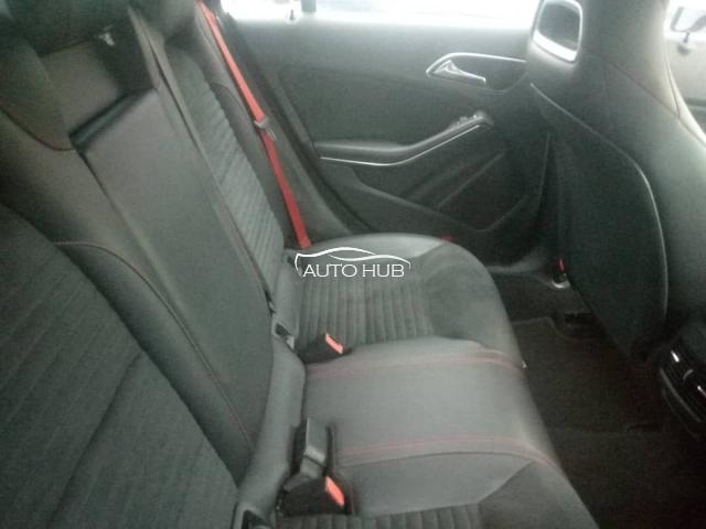 2014 Mercedes-Benz CLA45 Black