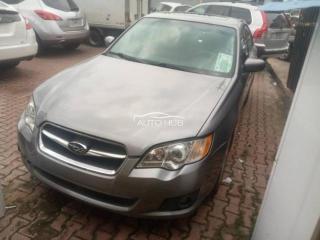 2009 Subaru Legacy Grey