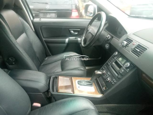 2008 Volvo XC90 Silver