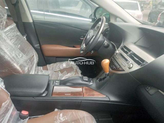 2015 Lexus RX350 Black