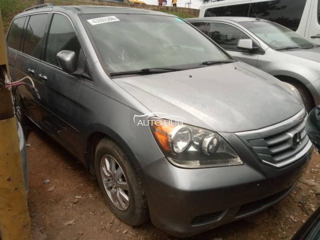 2009 Honda Odyssey Grey
