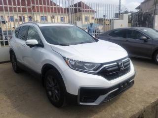 2020 Honda CRV White