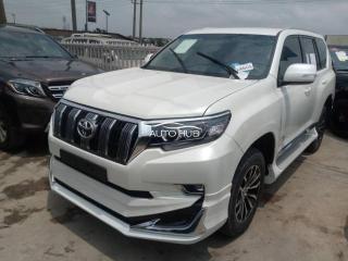 2012 Toyota Land Cruiser TXL White