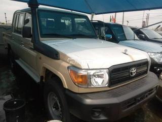 2021 Toyota Land Cruiser Gold