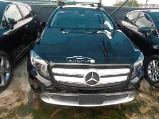 2018 Mercedes GLA230 Black