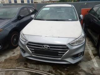 2020 Hyundai Accent Silver