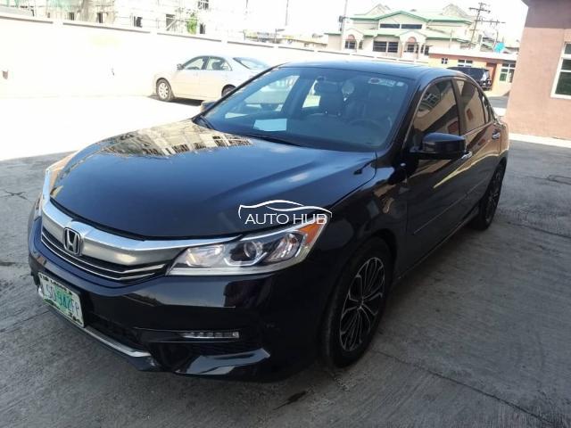 2014 Honda Accord Black