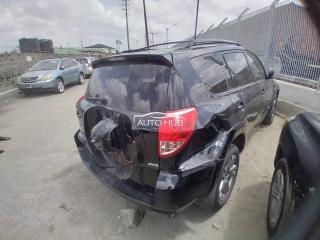 2008 Toyota Rav-4 Black
