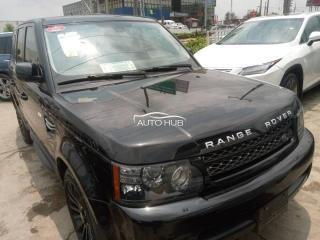 2013 Range Rover HSE Sport Black