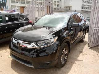 2019 Honda CR-V Black