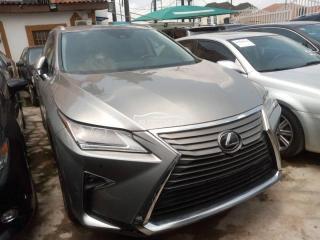 2018 Lexus Rx350 Grey