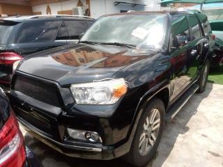 2011 Toyota 4Runner Black