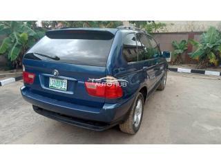 2005 BMW X5 Blue