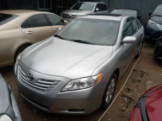 2007 Toyota Camry XLE SIlver
