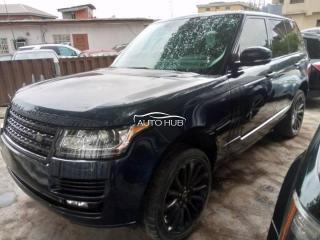 2014 Range Rover Sport Blue