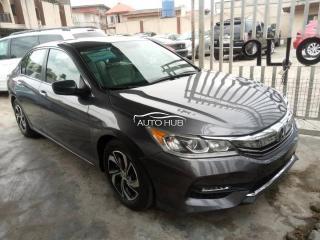 2016 Honda Accord Grey
