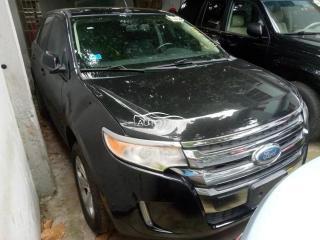 2012 Ford Edge Black