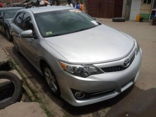 2013 Toyota Camry Sport Silver