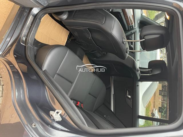 2011 Mercedes GLK 350 Black