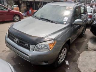 2008 Toyota RAV4 Grey