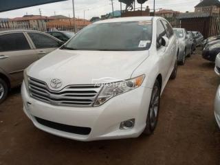 3013 Toyota Venza White