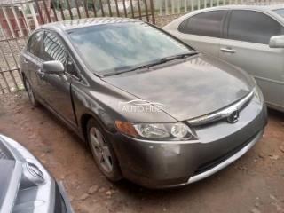 2008 Honda Civic Grey