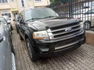 2015 Ford Expedition Black