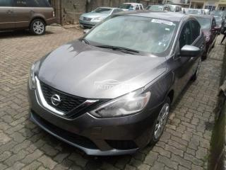 2018 Nissan Sentra Grey