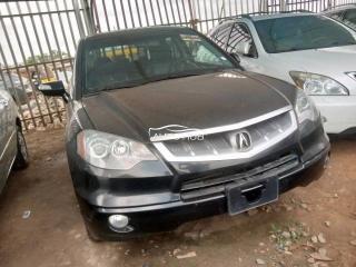 2010 Acura MDX Black