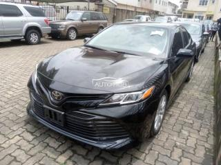 2019 Toyota Camry LE Black