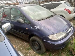2000 Ford Galaxy Blue