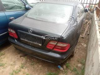 2001 Mercedes-Benz CLK200 Grey