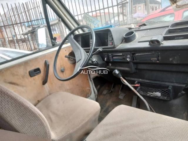 1991 Volkswagen Transport Silver