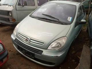 2006 Citroen Xsara Grey