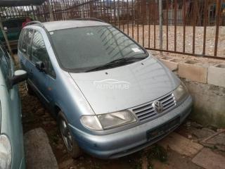 2000 Volkswagen Sharon Blue