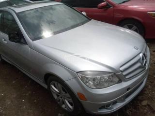 2008 Mercedes-Benz C300 Silver