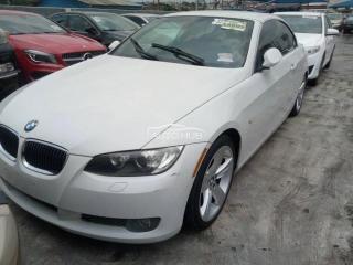 2007 BMW 335i White