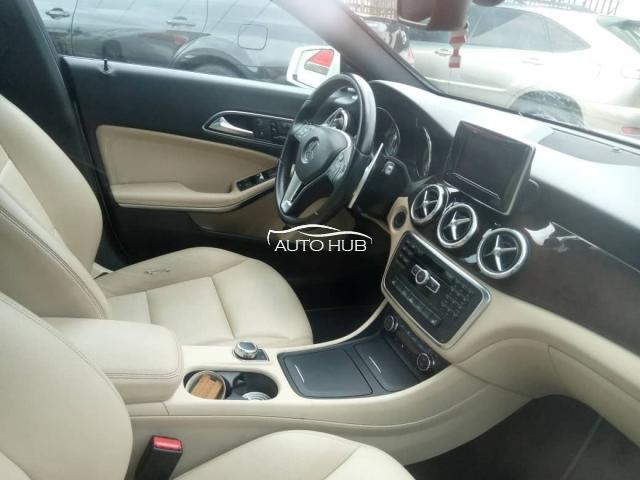 2014 Mercedes-Benz CLA250 White
