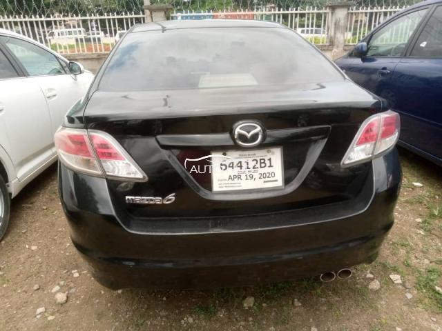 2010 Mazda 6 Black