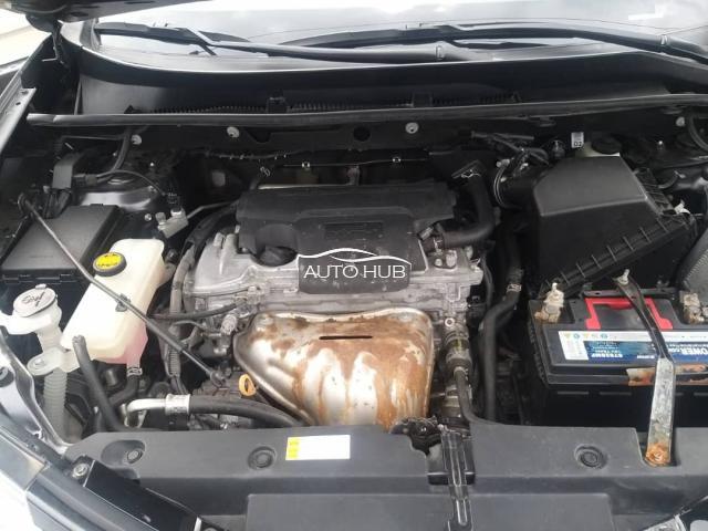 2017 Toyota Rav 4 Gray