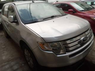 2010 Ford Edge Silver
