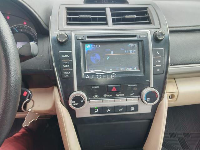 2012 Toyota Camry Gray