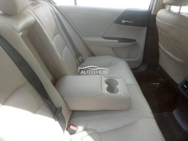 2014 Honda Accord White