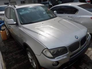 2010 BMW X3 Silver