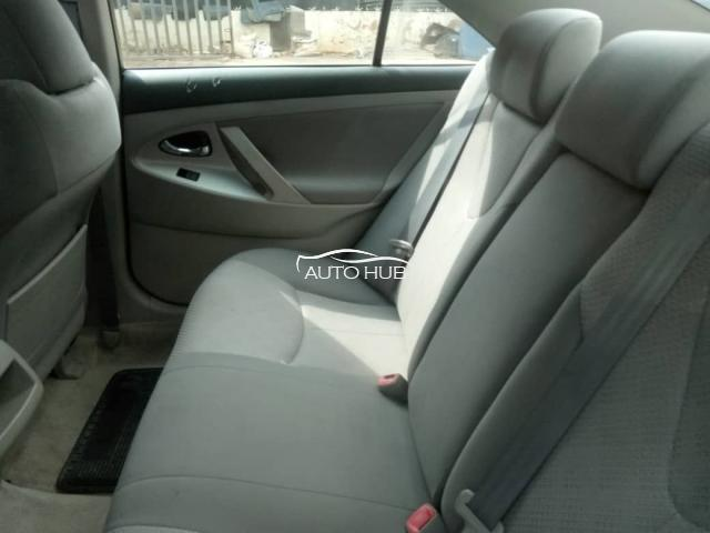 2007 Toyota Camry Red