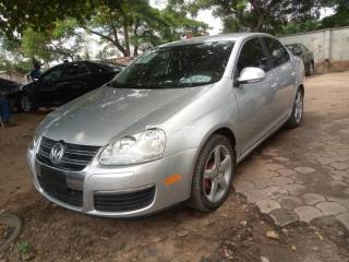 2010 Volkswagen Jetta Silver