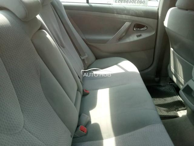 2011 Toyota Camry Silver